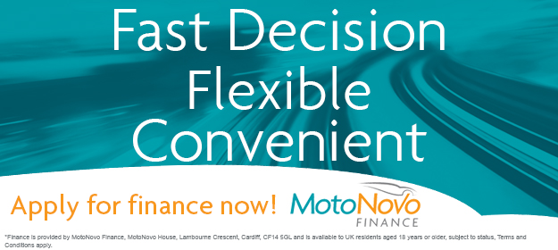 Fast Finance Decisions with MotoNovo Finance