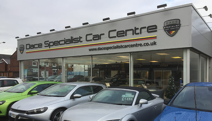 Quality used car retailer of Stockport, Cheshire